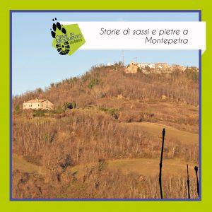 Storie di sassi e pietre a Montepetra alta